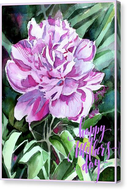 Canvas Print - Mothers Day by Mindy Newman