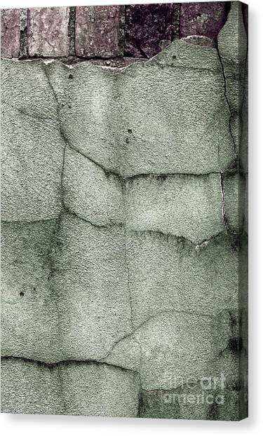 Canvas Print - Stone Surface by Tom Gowanlock