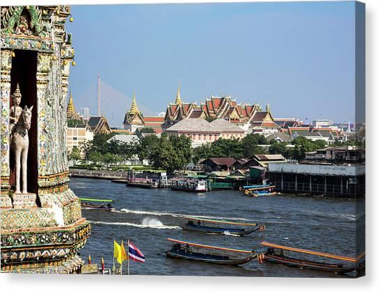 Bangkok, Thailand Canvas Print by Miva Stock