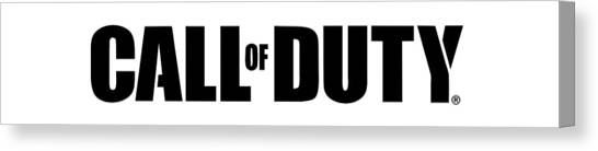 Call Of Duty Canvas Print - Call Of Duty by Aixa Itit
