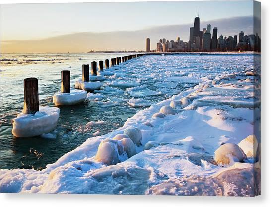 Chicago, Il Canvas Print
