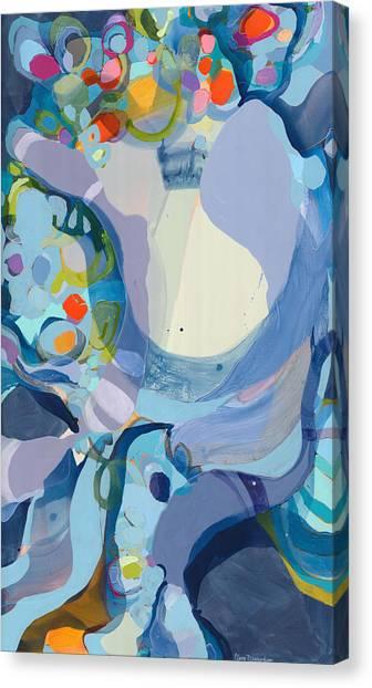 Canvas Print - 70 Degrees by Claire Desjardins