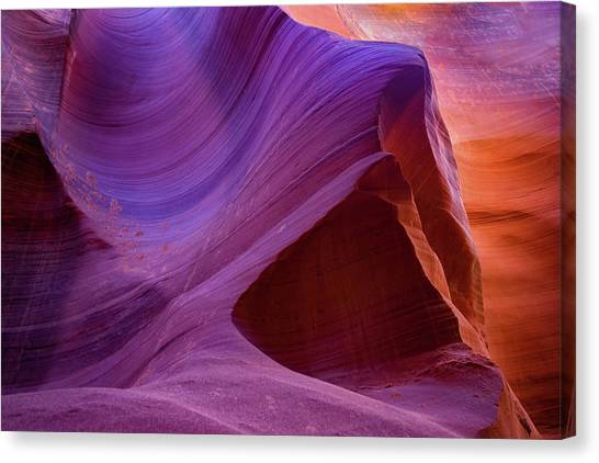 The Body's Earth  Canvas Print