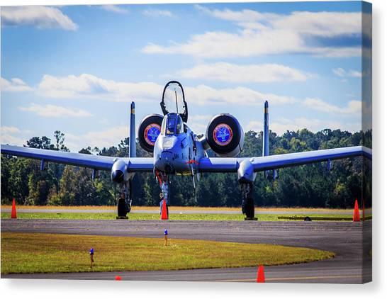 A-10c Thunderbolt II Canvas Print