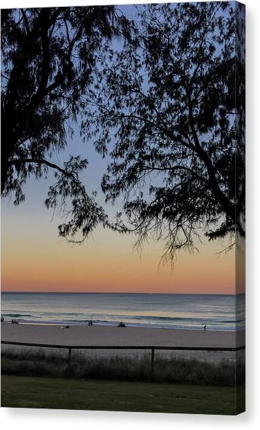 A Beautiful Place To Be Canvas Print
