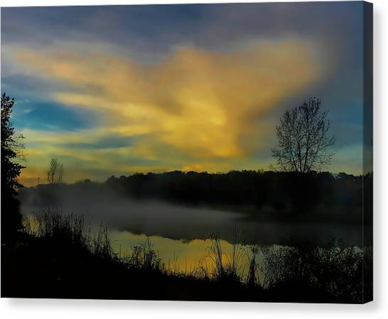 A Promise For Tomorrow Canvas Print