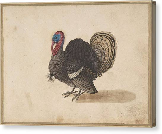 Stuffing Canvas Print - A Turkey Anonymous, Dutch by MotionAge Designs