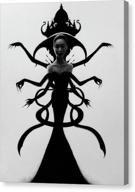 Abdesium - Artwork Canvas Print