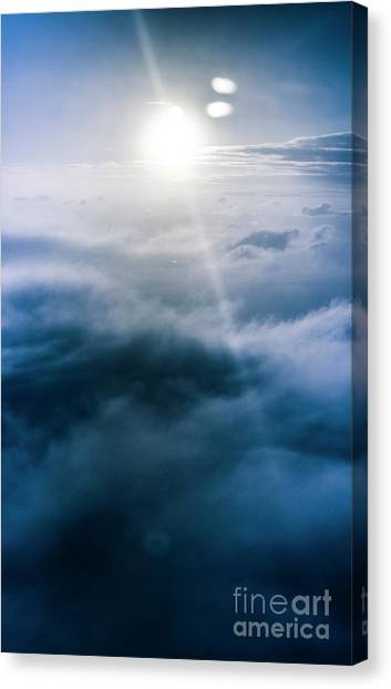 Cloudscape Canvas Print - Above And Beyond by Jorgo Photography - Wall Art Gallery
