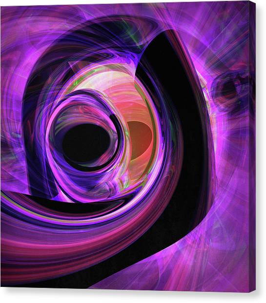 Canvas Print - Abstract Rendered Artwork 3 by Johan Swanepoel