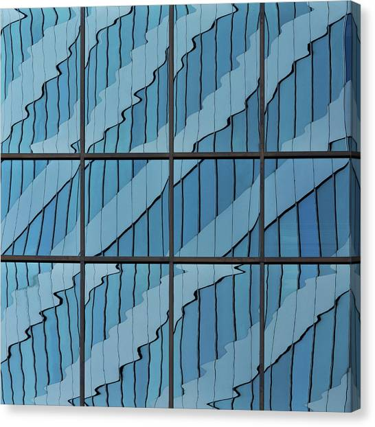 Abstritecture 39 Canvas Print