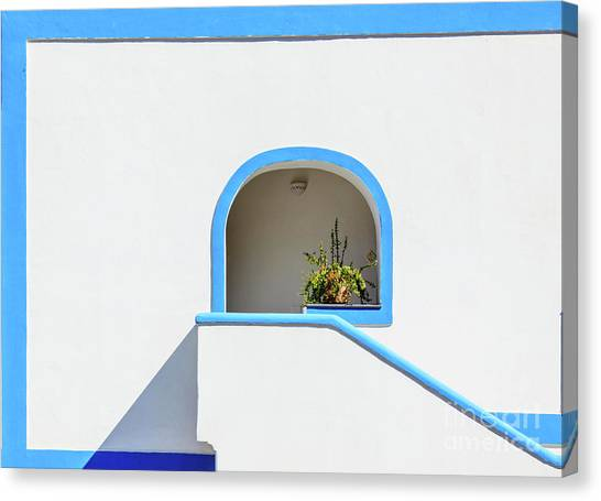 Aeolian Geometry Canvas Print