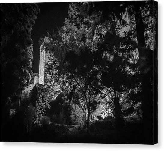 Alcazaba I Canvas Print