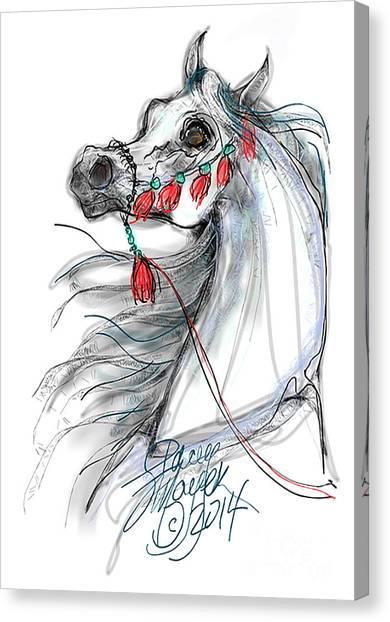 Always Equestrian Canvas Print