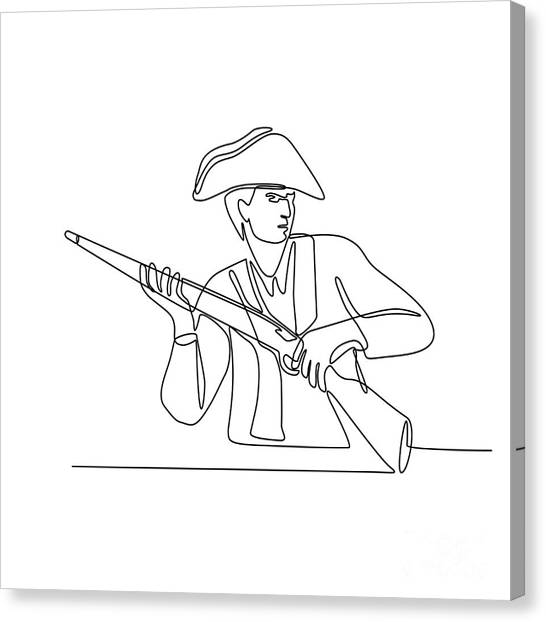 Long Rifle Canvas Prints Page 2 Of 3