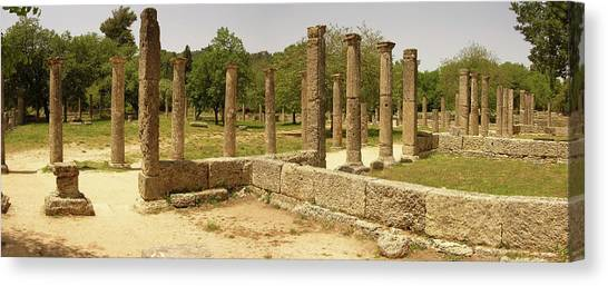 Ancient Olympia Canvas Print