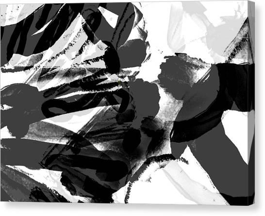 Anenome Canvas Print
