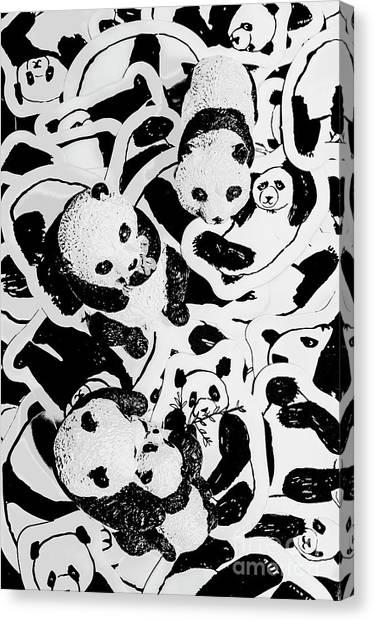 Teddy Bears Canvas Print - Animal Arctic  by Jorgo Photography - Wall Art Gallery