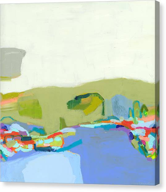 Canvas Print - Another Place by Claire Desjardins