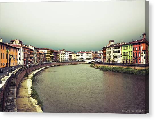 Arno Canvas Print