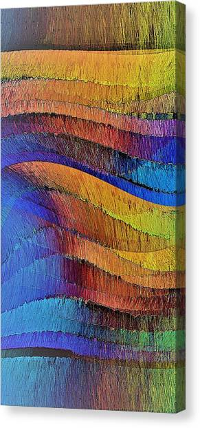 Ascendance Canvas Print