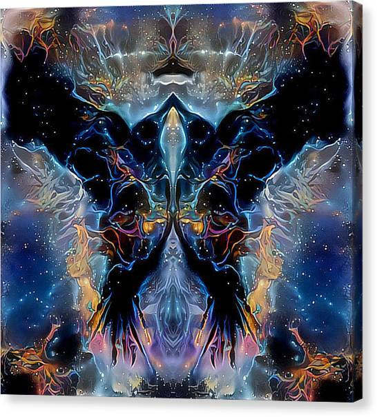 Astral  Canvas Print