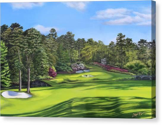 Augusta Canvas Print - Augusta National by Steph Moraca