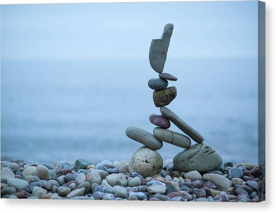 Balancing Art #32 Canvas Print
