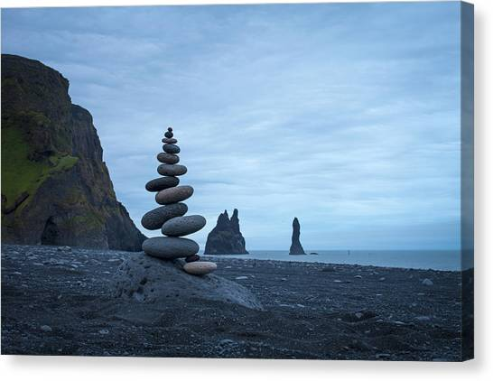 Balancing Art #59 Canvas Print