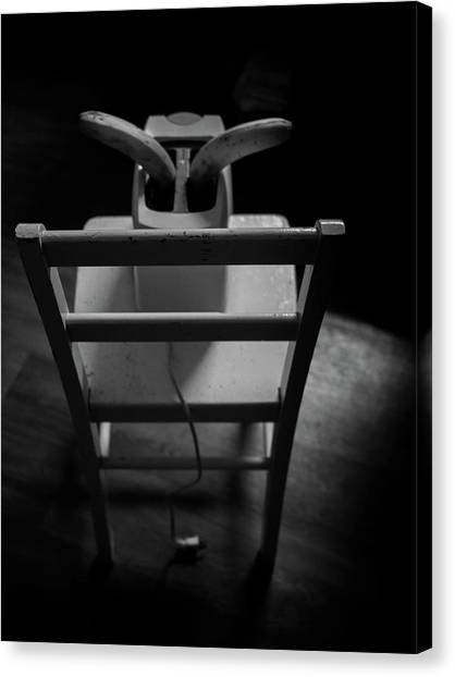 Canvas Print featuring the photograph Toaster / The Chair Project by Dutch Bieber