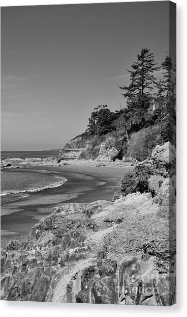 Beach 4 Canvas Print