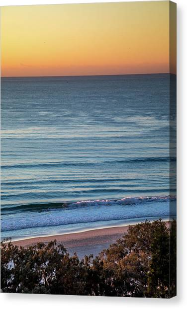 Beach Moods Canvas Print