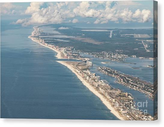Beachmiles-natural-5137 Canvas Print