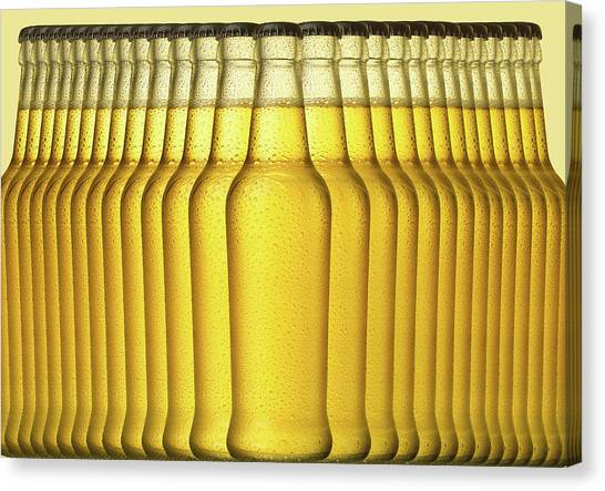 Beer Canvas Print by Jeremy Hudson