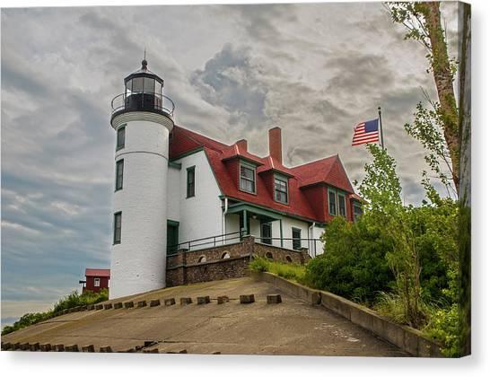 Bestie Point Lighthouse  Canvas Print