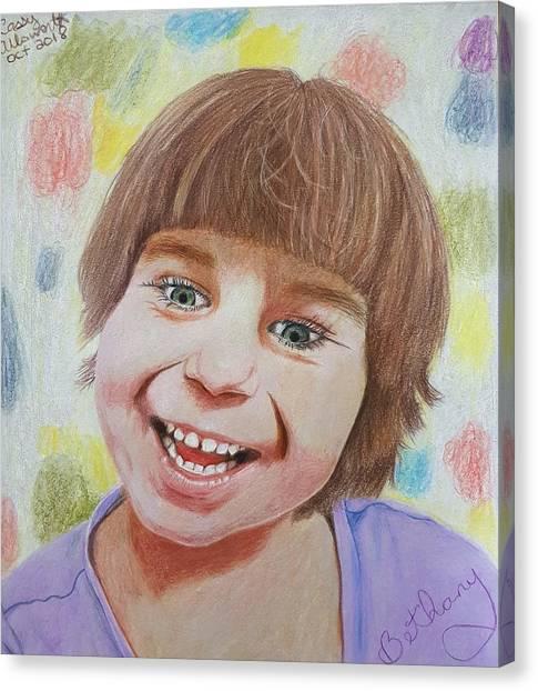 Bethany  Canvas Print