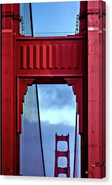 Soda Canvas Print - Big Red by Az Jackson