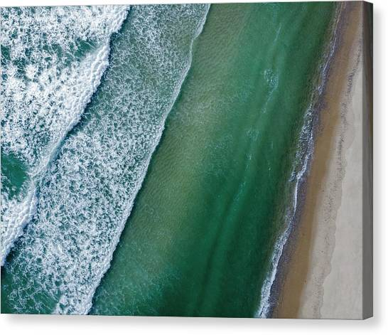 Bird 's Eye View Canvas Print