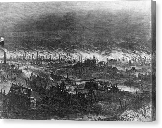 Black Country Canvas Print by Hulton Archive
