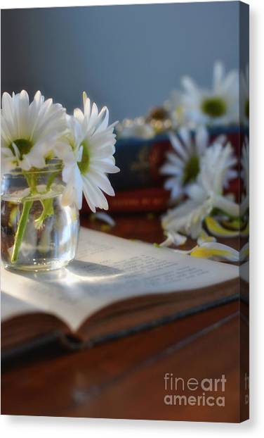 Bloom And Grow - Still Life Canvas Print