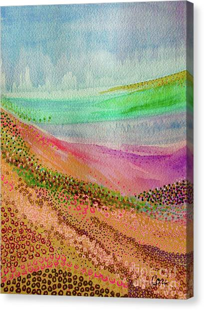 Blooming 1001 Canvas Print