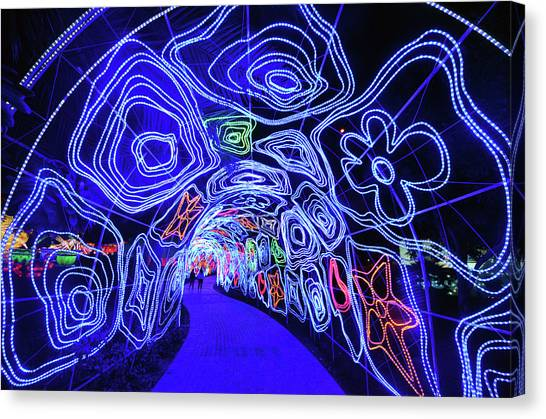 Neon Glow Canvas Prints (Page #45 of 45) | Fine Art America