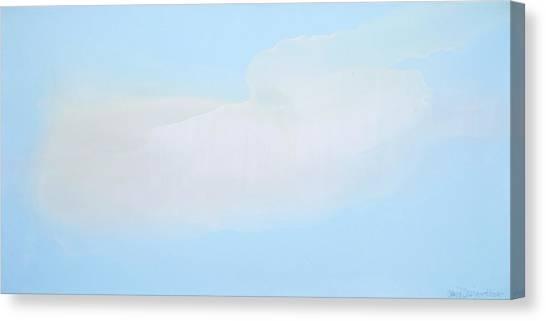 Canvas Print - Blue Skies Ahead by Claire Desjardins