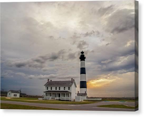 Bodie Island Lighthouse No. 2 Canvas Print