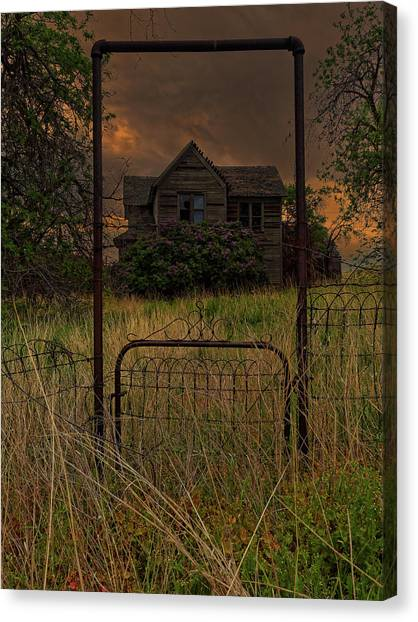 Boyd Farmhouse Canvas Print