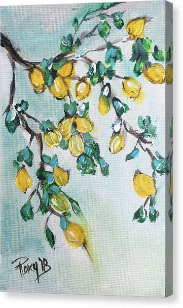 Farmhouse Canvas Print - Branch Out by Roxy Rich