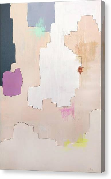 Brdr02 Canvas Print