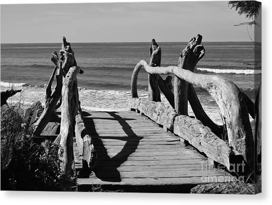 Bridge To Heaven Canvas Print