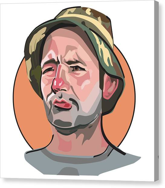 Caddyshack Bill Murray Canvas Print