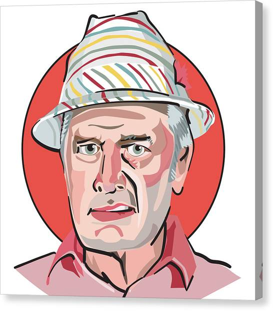 Caddyshack Judge Smails Canvas Print